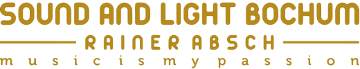 Logo von sound and light Bochum